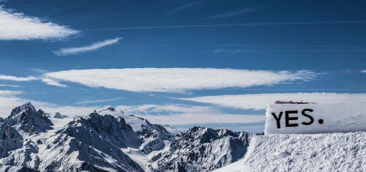 Verbier La Tzoumaz snowpark Snowee
