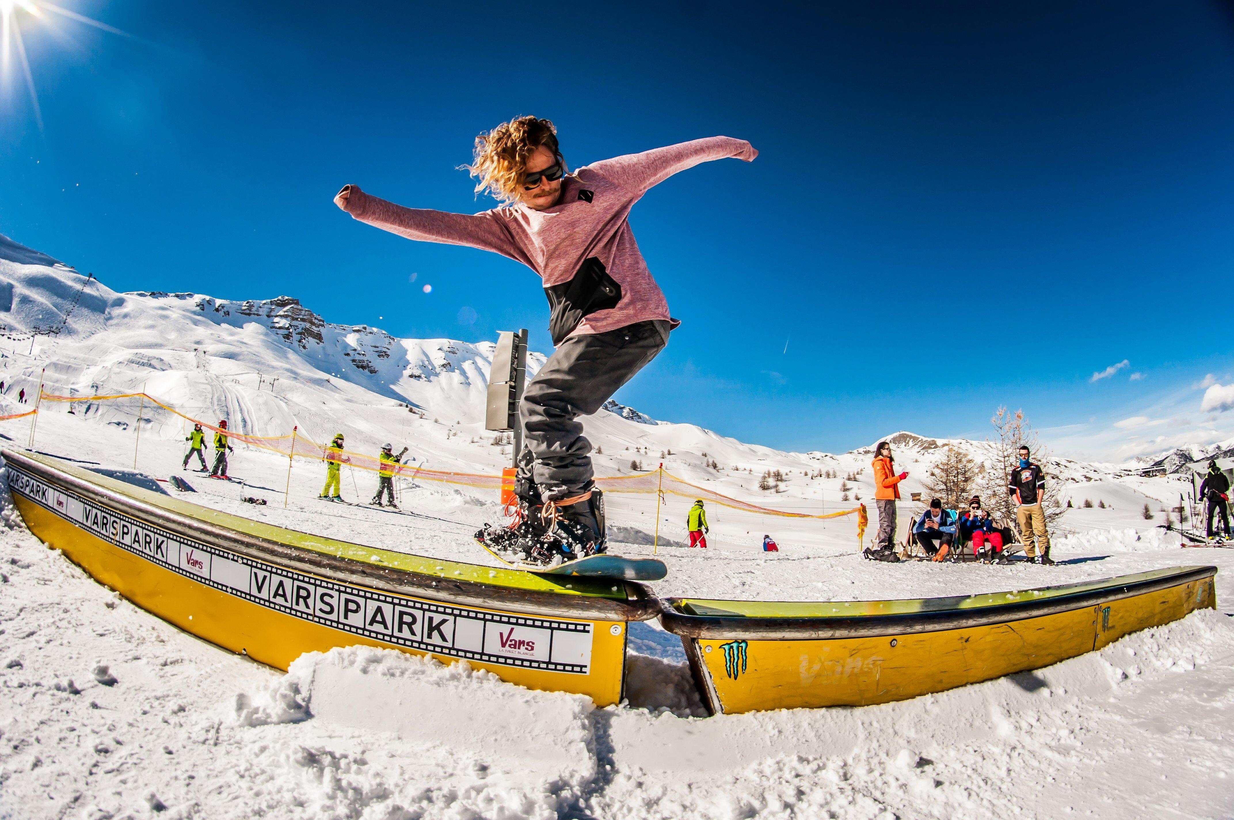 Vars snowpark FS Bocian Snowee