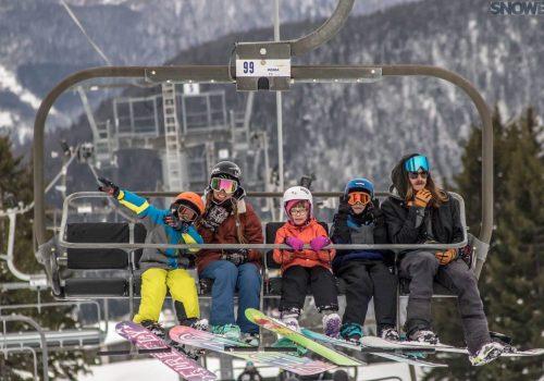 Les Deux Alpes (Snow Oui Familia)
