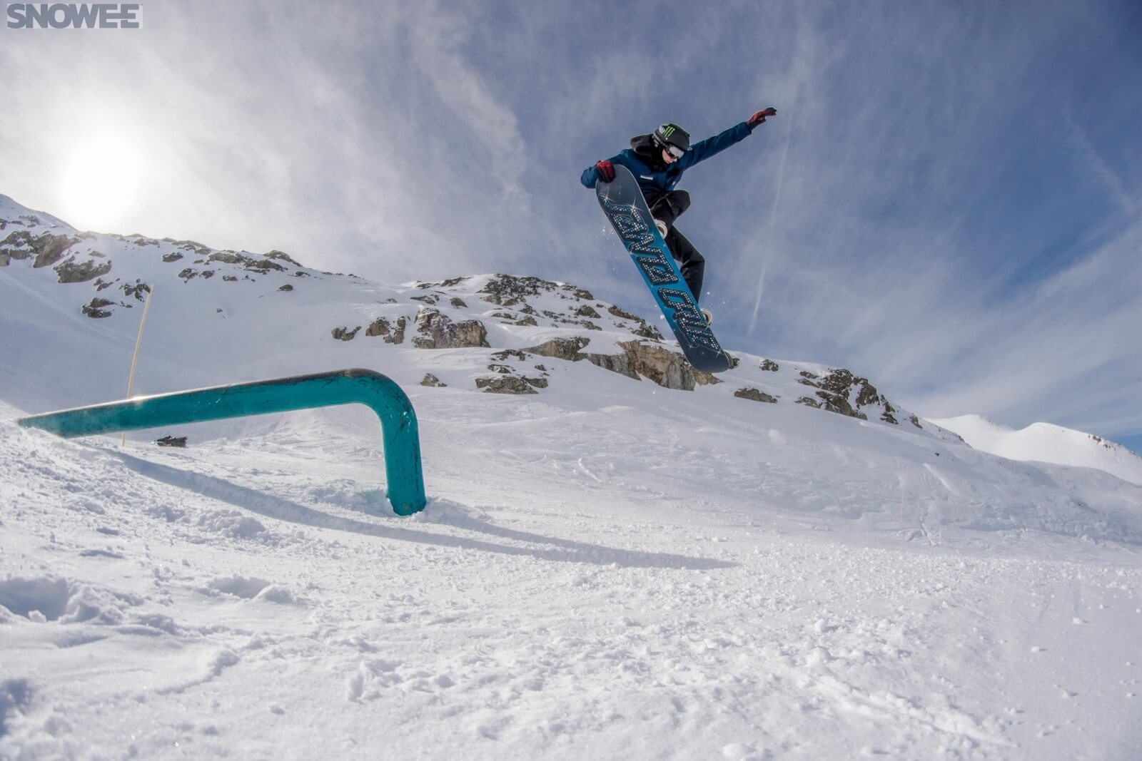 snowpark Avoriaz