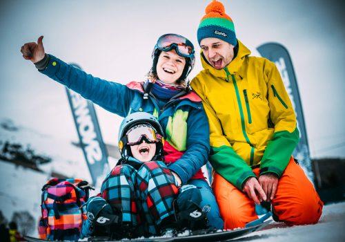 Ле-де-Альпи (Snow Oui Familia)