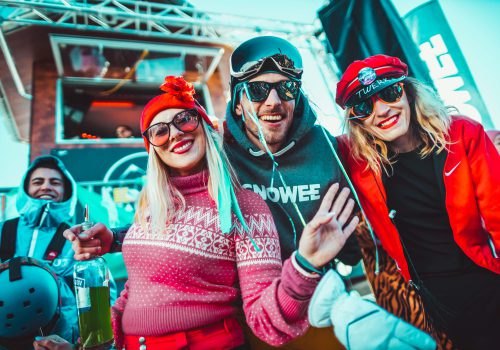 Alpe d'Huez (Snowee Music Trip)