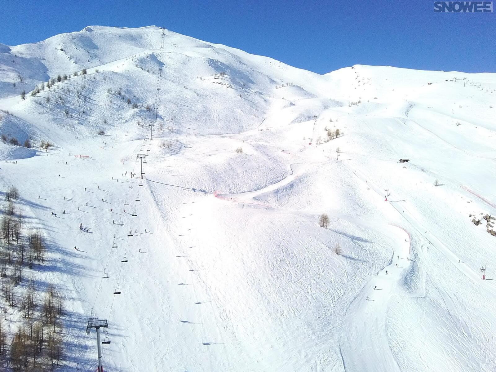 Puy Saint Vincent Alpy