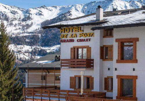 La Tzoumaz (Verbier) (Hotel de la Poste 11/12/2021)