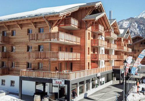 La Tzoumaz (Verbier) (T-Resort 11/12/2021)